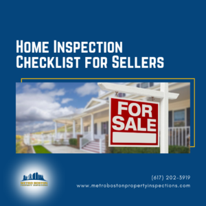Boston home inspection- Sellers checklist